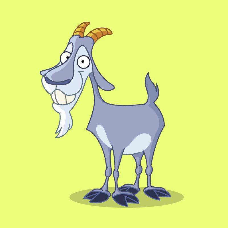 Как один дедушка «успешно» продал облезлого козла набазаре