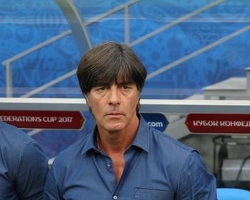 Тренер германской сборной по футболу: команда РФ очень талантлива