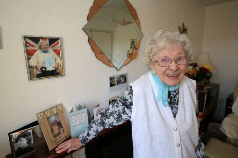 101-летняя женщина заявила, …