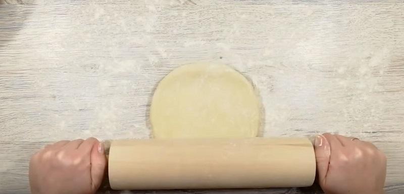 как раскатать тесто одинаковой толщины