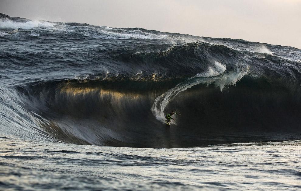Волны в объективе