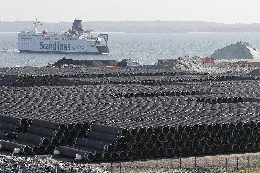 Подготовлен маршрут «Северного потока-2» в обход Дании. Но Украина продолжает надеяться
