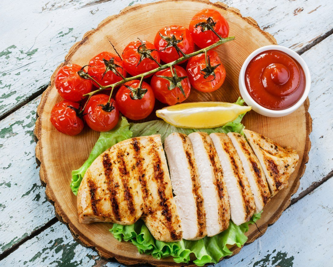 10 вариантов белкового ужина для правильного питания