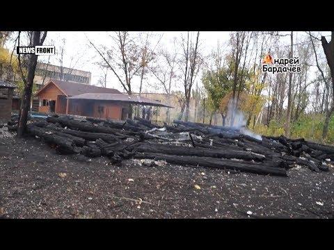 Жилые районы Октябрьского вновь испытывают «перемирие» на себе