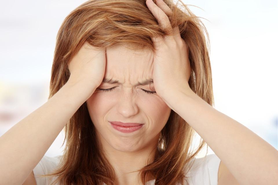 Распространенные причины головной боли