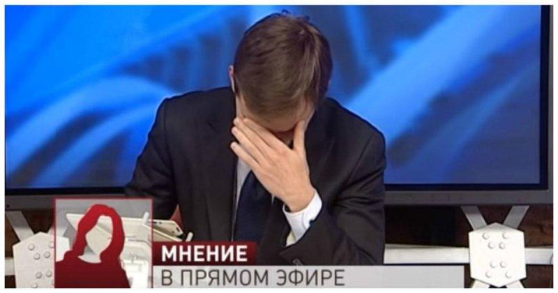 Бабушка отожгла в прямом эфире, рассказав анекдот о депутатах (видео)