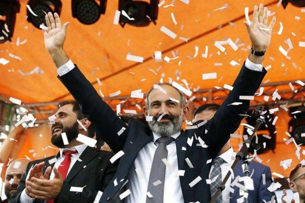 Выбор Армении: Путь по украи…