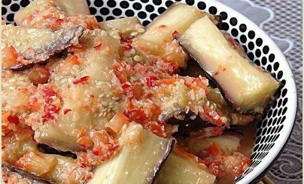 Блюдо на миллион — острые баклажаны с чесноком и перцем!