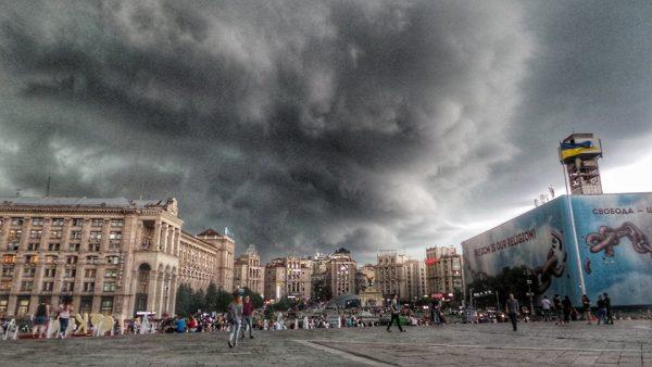 Тучи над Киевом: Венгрия и Р…