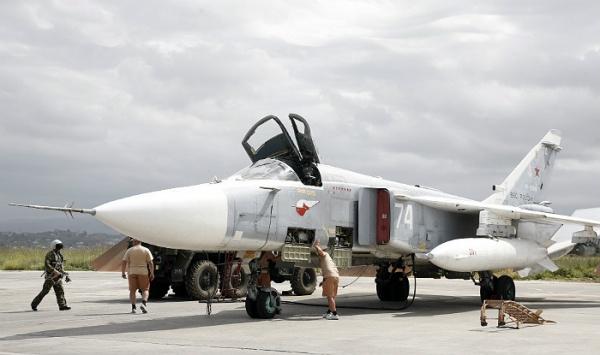 Российский спецназ ликвидировал террористов, обстрелявших базу Хмеймим