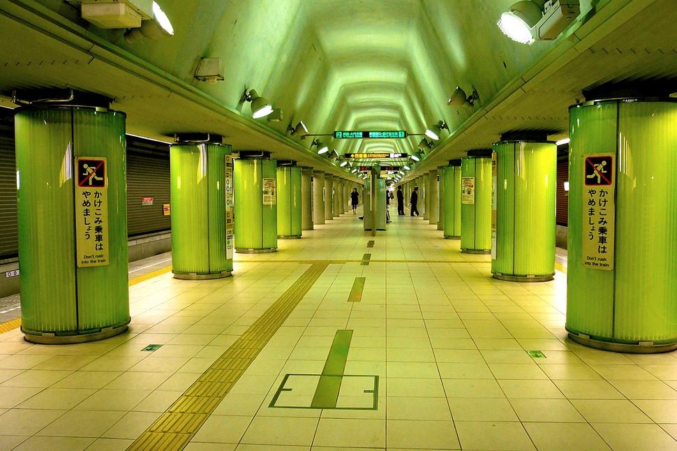 MetroStations28 17 самых волшебных станций метро со всего мира