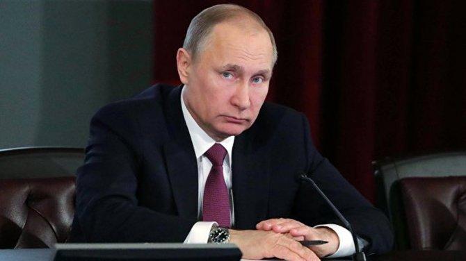 Литва в истерике: Путина обв…