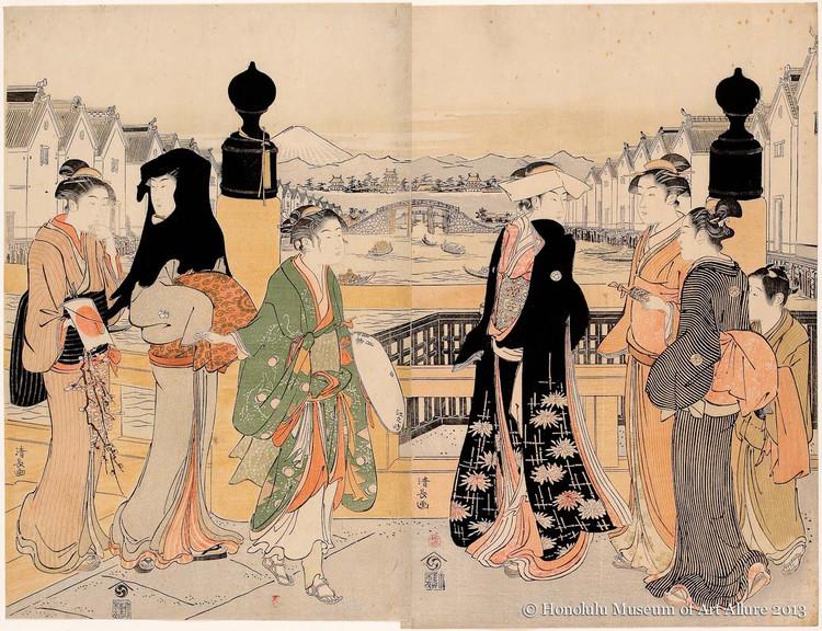 Первый японец в России. 1701 год
