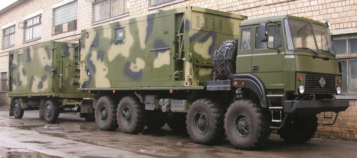 Военные топографы ЮВО на Кубани получили новую цифровую топографическую систему «Волынец»