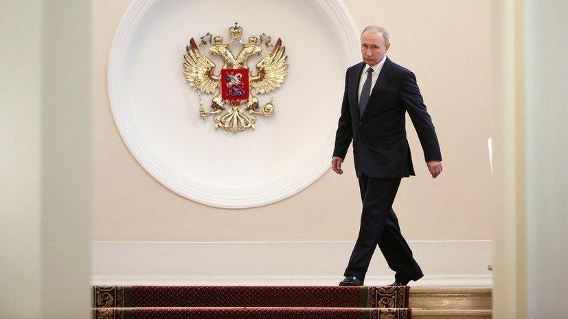Ответные меры: Россия наноси…