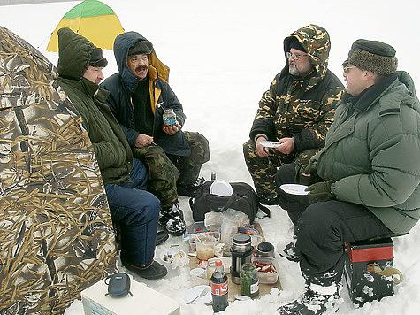 Зимняя элегия - Веселовское водохранилище