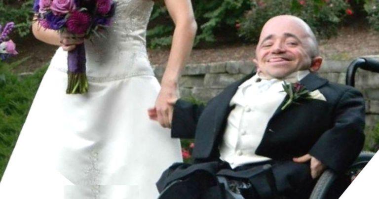 Этот мужчина женился. На свадьбе все были в шоке, когда увидели лицо невесты