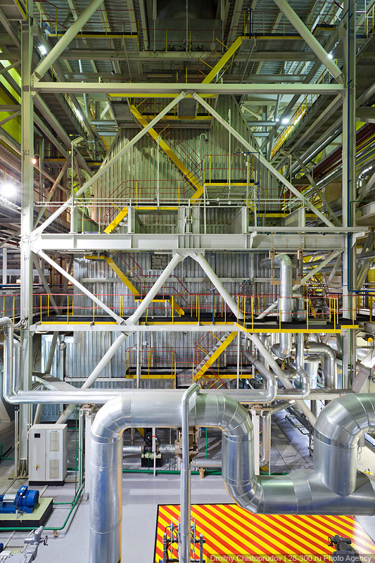1757 Как украсть новейшую газотурбинную теплоэлектростанцию?