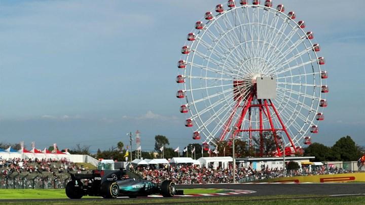 Гран-при Японии: командная т…