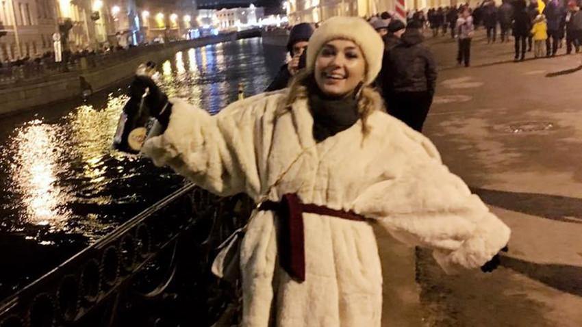 Откровения американки о жизни в России