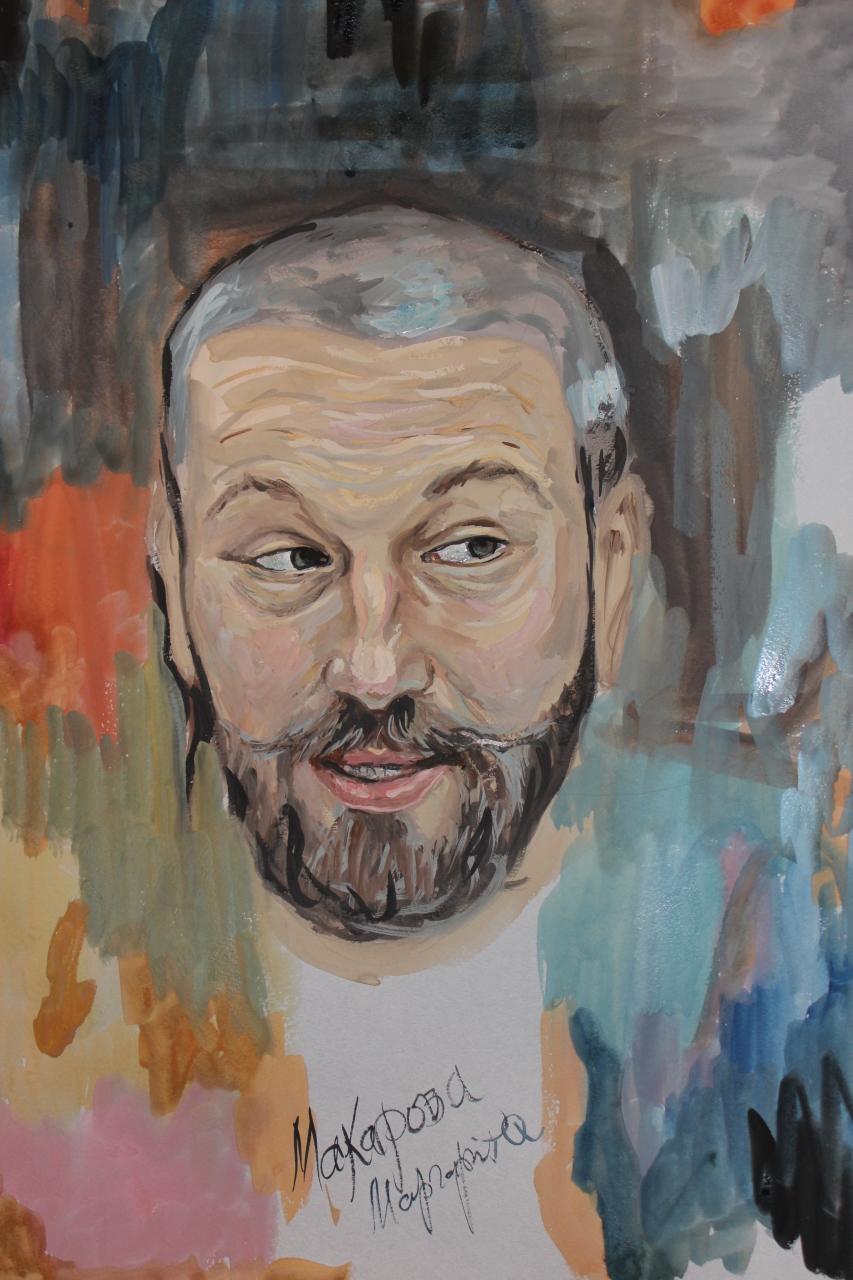 Евгений Чичваркин. Портрет
