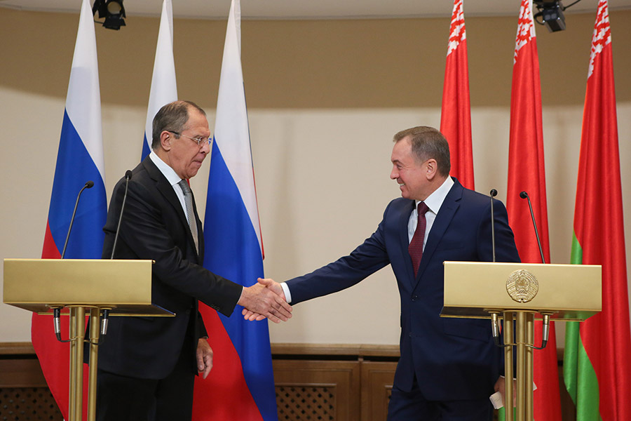 Россия и Белоруссия собрались создать единое миграционное пространство