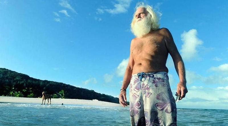 Обанкротившийся миллионер бросил все и прожил 20 лет на необитаемом острове