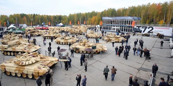 Путин: благодаря отказу Украины от военного сотрудничества, в России появилась новая отрасль