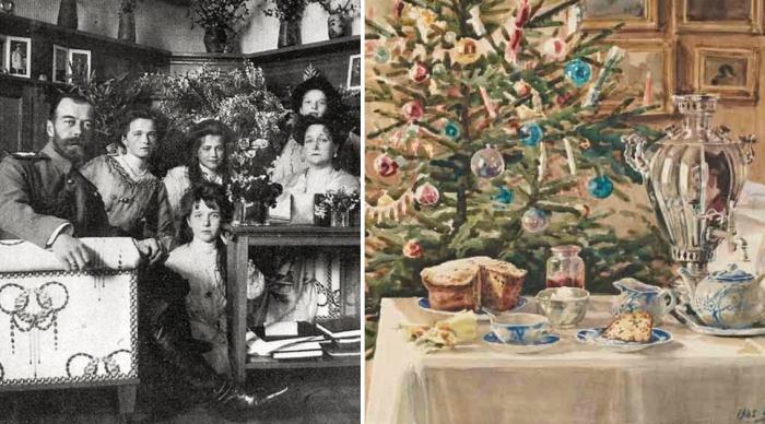 Что российские императоры дарили на Рождество своим детям
