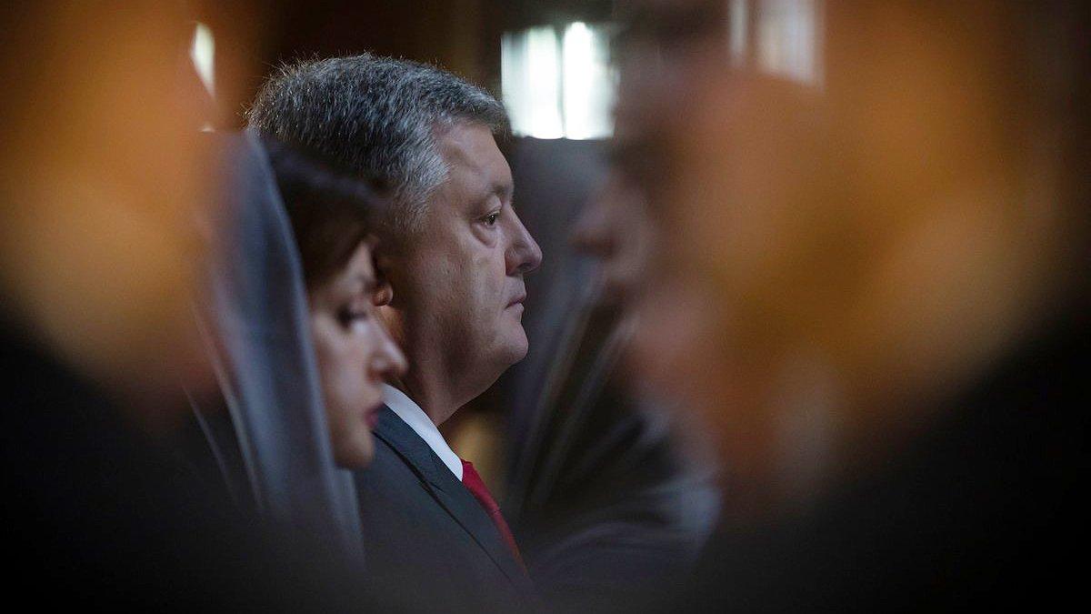 В РПЦ опровергли обвинения Порошенко в «аннексии» Киевской митрополии