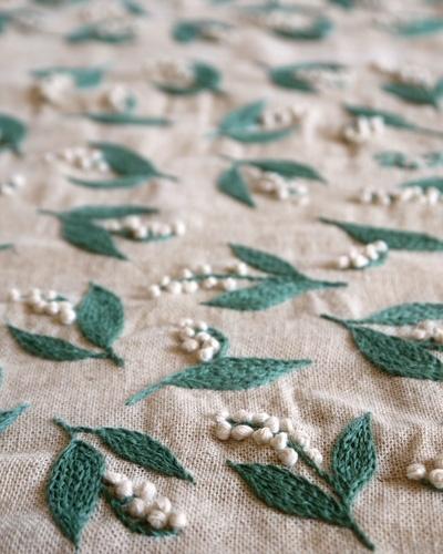 креативной и современной вышивки