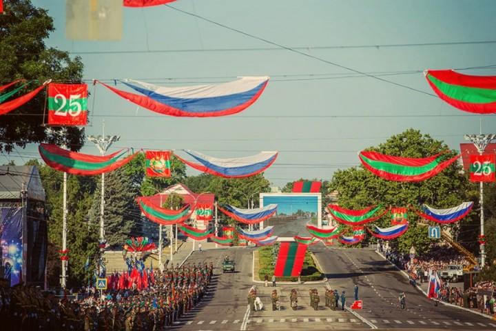 Российское Приднестровье отв…