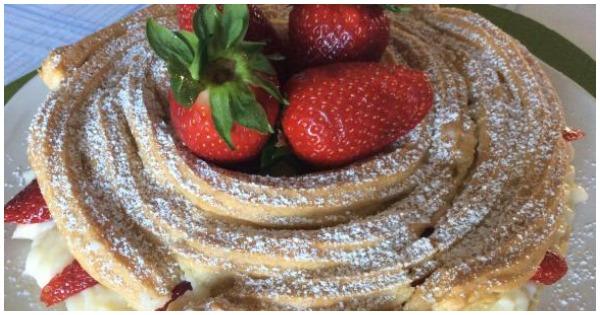 Потрясающий французский десерт, который никого не оставит равнодушным