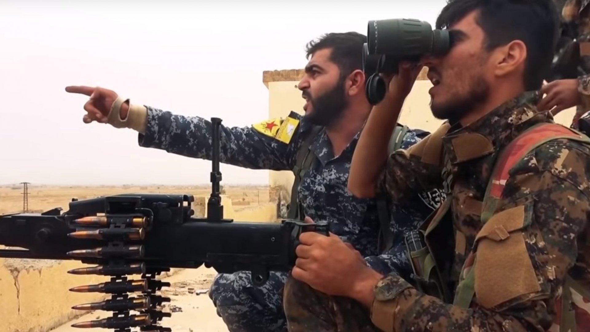 Турецкий «Источник мира» могут возобновить из-за связи курдов-террористов и США