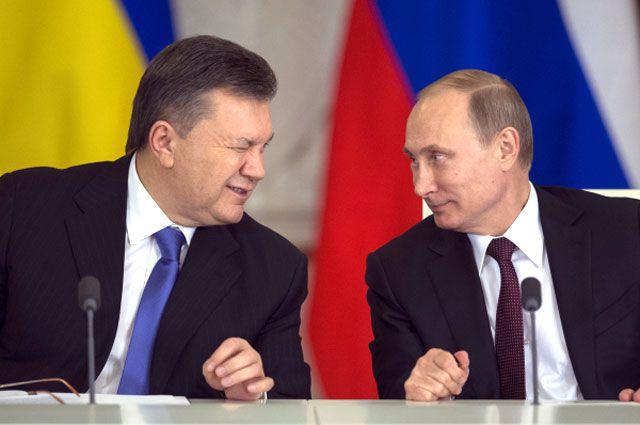 Янукович: двери к Путину ногой не открываю, но когда будет нужно — встретимся