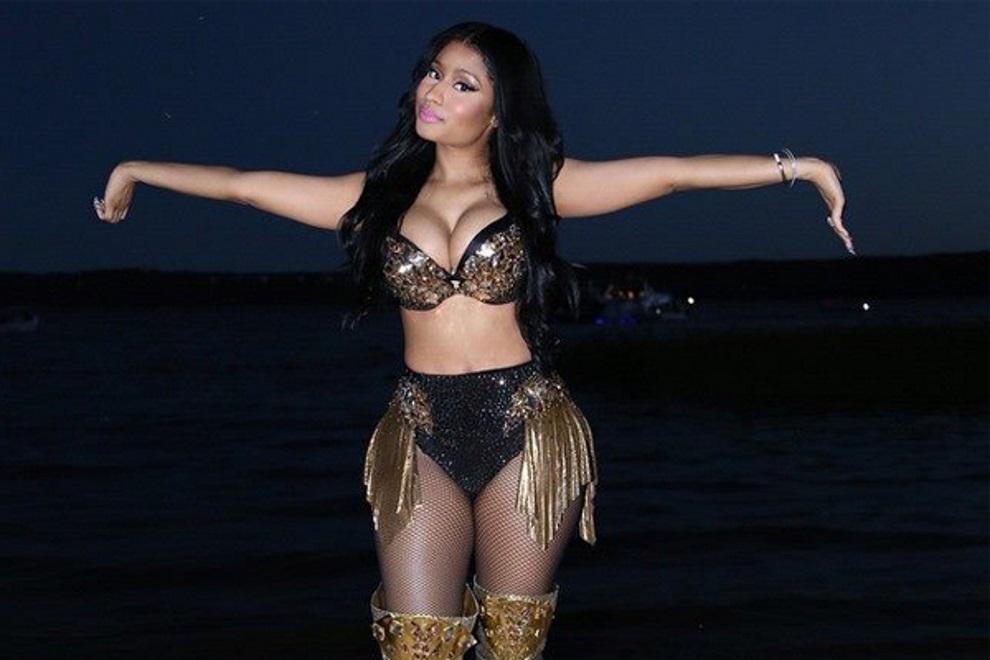 ЗАРУБЕЖКА. Nicki Minaj