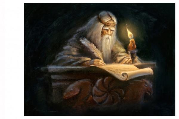 Слово Мудрости Волхва Велимудра (в любительской редакции человека «со стороны»)