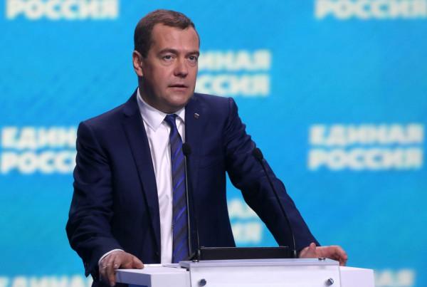 Премьер Медведев потребовал …