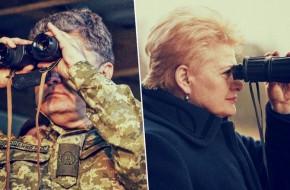 Лебединая песня «хромых уток»: Порошенко и Грибаускайте выступили против РФ