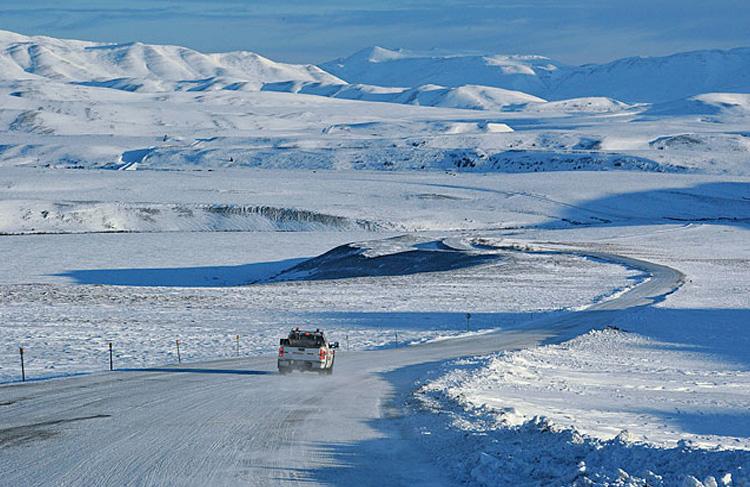 Самые холодные места мира