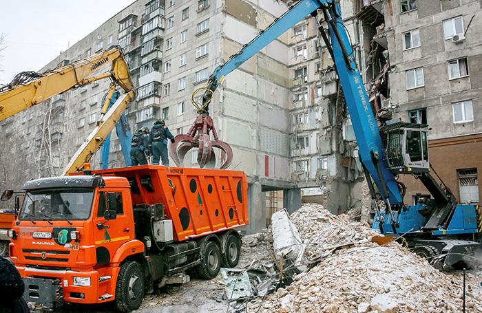 Жильцам дома в Магнитогорске выплатят по 32 тысячи рублей за квадратный метр