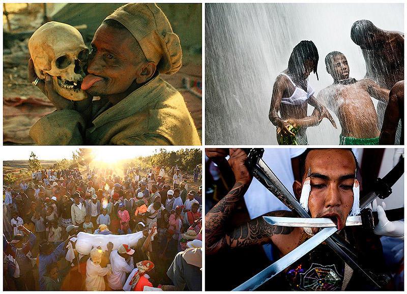 11 ужасных древних ритуалов, которые практикуют и сегодня