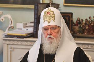 Очередная ложь — Константинополь не снимал анафему с Филарета