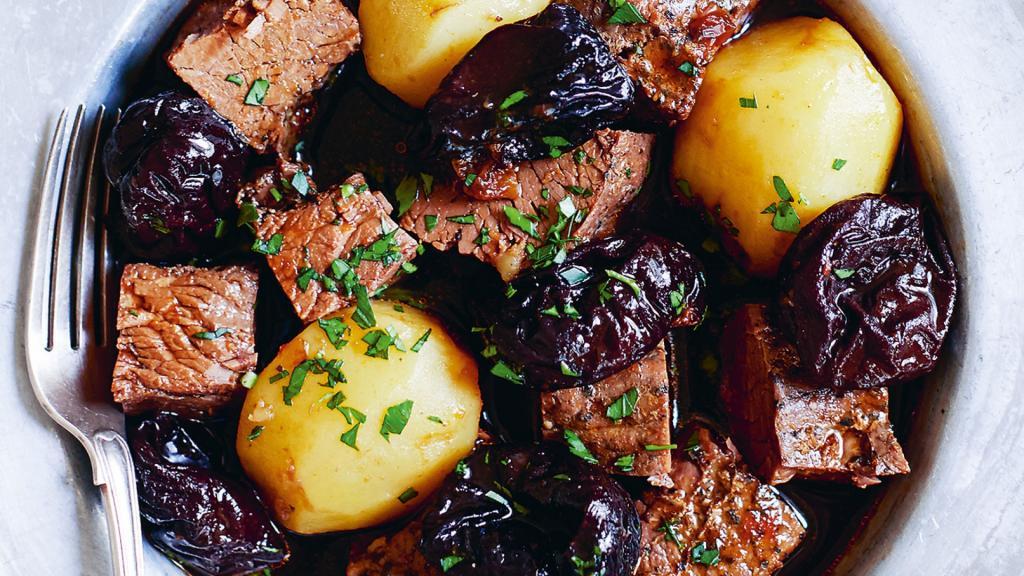 Говядина с картошкой в казане: рецепты приготовления