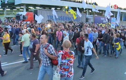 Саакашвили ждут на допрос в СБУ