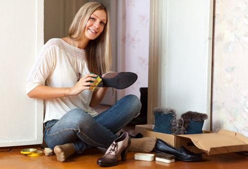 5 проверенных средств для дезинфекции обуви от грибка