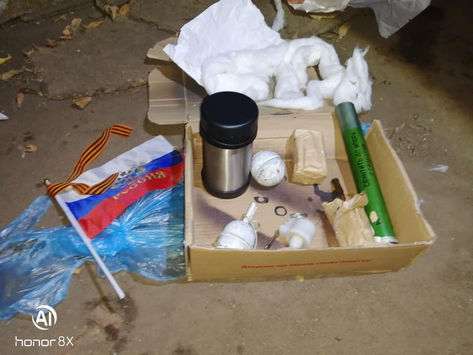 ВСУ несут потери: в результате взрыва погиб спасатель-сапёр, трое полицейских ранены