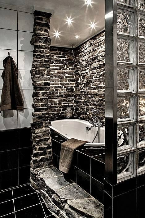 Интересный дизайн ванны