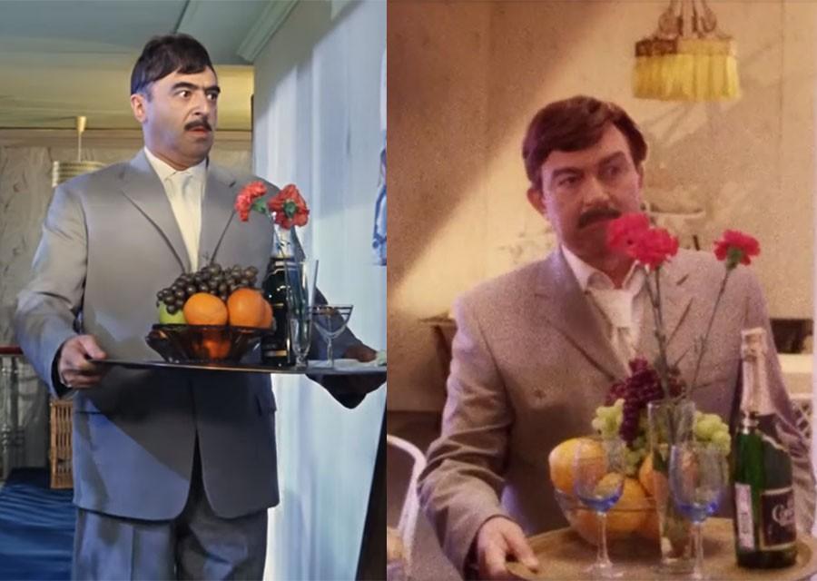 Новые ремейки советской киноклассики