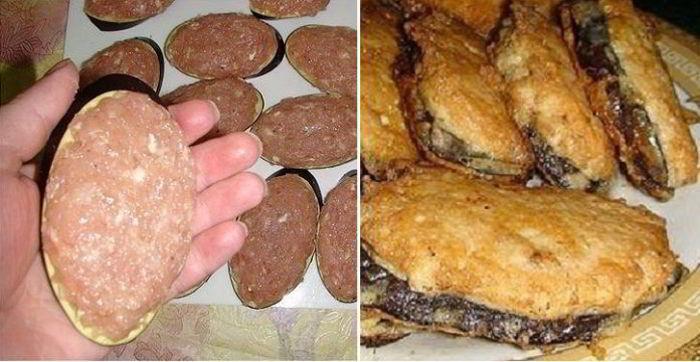 Так вкусно баклажаны я еще не готовила! Жареные баклажаны «под мясом» Просто и вкусно!